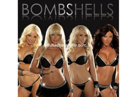 BOMBSHELLS NOW HIRING! Topless Waitresses, Strippers APPLY NOW!