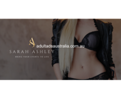 Sarah Ashley Female Strippers Sydney and Queensland