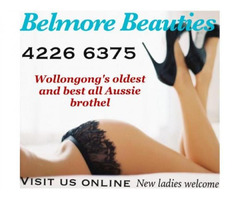 Belmore Beauties nothing but the best Aussies and Euro girls