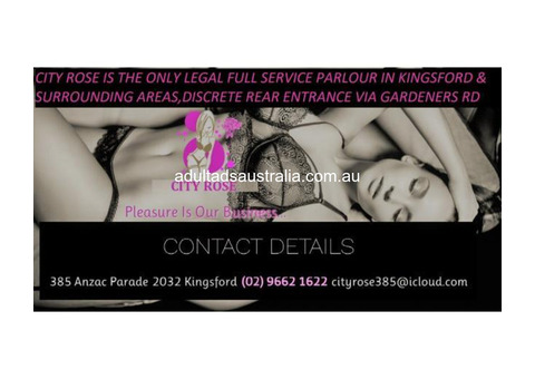 ladies req City Rose Kingsford all shifts avail ph 96621622